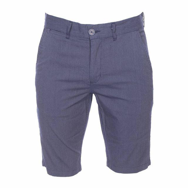 Coton Coton Coton Rayures À Gentleman Pas Pas Pas Marine Farmer Bleu Pacey Short En n1nZqIp