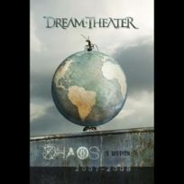 Roadrunner - Dream Theater - Chaos In Motion 2 Dvd Coffret De 2 Dvd - Edition simple