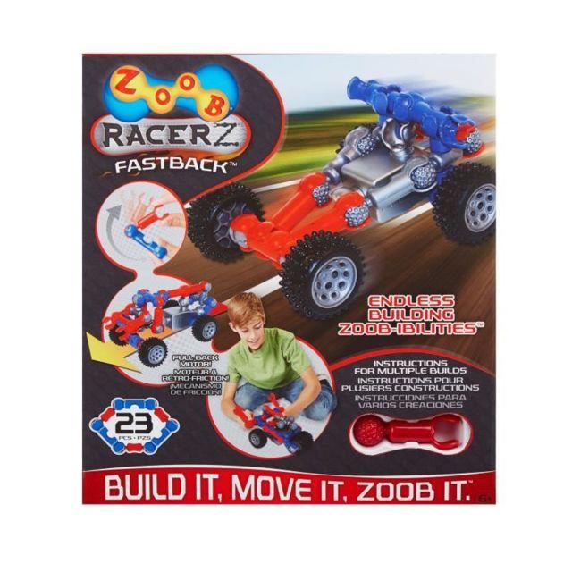 ALEX Le Fastback RacerZ - Pieces mobiles - A partir de 6 ans