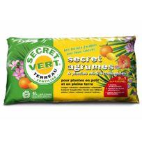 MARQUE GENERIQUE - Terreau pour agrumes et plantes méditerranéennes 1,8kg