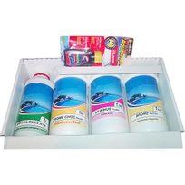 NMP - kit complet de produits pour le traitement au brome - kit spa brome