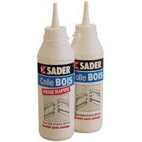 Sader - Colle à bois prise progressive 100 g