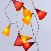 Pa Design - Guirlande - Coucher de Soleil 20 lumières 3,1m - Guirlande et objet lumineux designé par Quand les belettes s'en mêlent