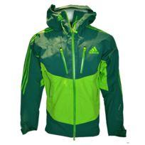 Adidas - Performance-Veste de MontagneTERREX Ice Feather J Vert S11030