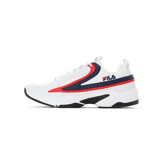 fila bleu blanc rouge chaussure pas cher