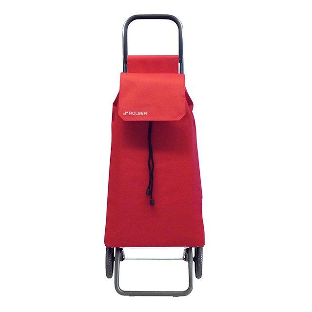 ROLSER - Poussette 2 roues Saquet - rouge
