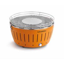 Lotusgrill - Barbecue portable 2-4 personnes Orange