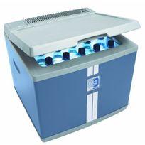 Mobicool - Glacière à Compresseur Hybrida, Bleu/Gris, 38 L, 12/230 V