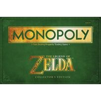 Monopoly - The Legend of Zelda Collector's Edition anglais