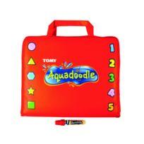 AQUADOODLE - Valisette Rouge - T6659