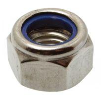 ACTON - Bague de 200 écrous hexagonaux indesserrable avec bague nylon - Ø 5 mm - 626025