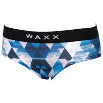 Waxx - Shorty sous vêtement Illusion shorty femme Noir 38542