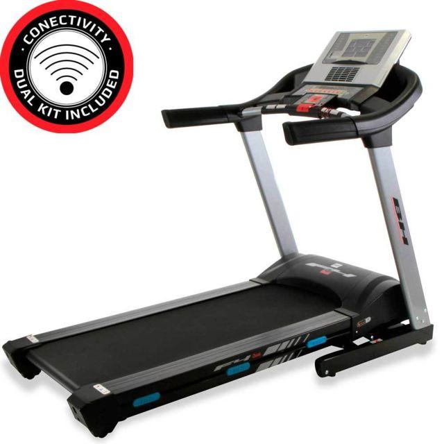 Bh Fitness I F4 Dual Wg6426n Tapis De Course Pliable 20 Km H