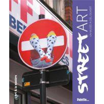 Palette - street art ; un musée à ciel ouvert