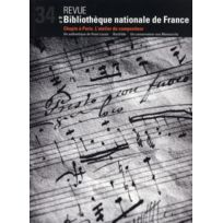 Bibliotheque Nationale De France - Revue Bnf tome 34 ; Chopin à Paris ; l'atelier du compositeur