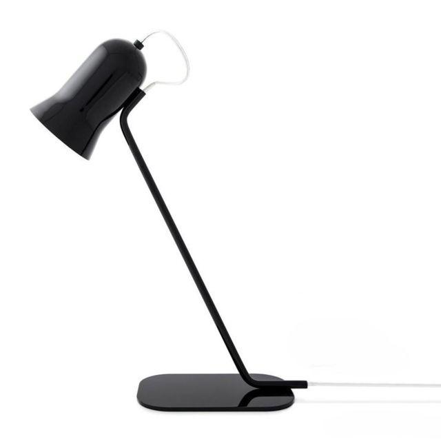 Lo Editions - Angly-lampe à poser Métal H43,5cm Noir - designé par Olivier Desbordes