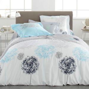 tradition des vosges parure couette satin rhizome pas cher achat vente parures de lits. Black Bedroom Furniture Sets. Home Design Ideas