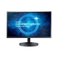 """Samsung - C24FG70FQ Moniteur incurvé LED 23.5"""" 1ms TN HDMIx2/DisplayPort"""