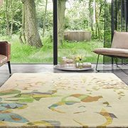 Brink & Campman - Tapis tres haute qualite motifs fleurs Kodari Anemone Tapis Moderne par Brink and Campman