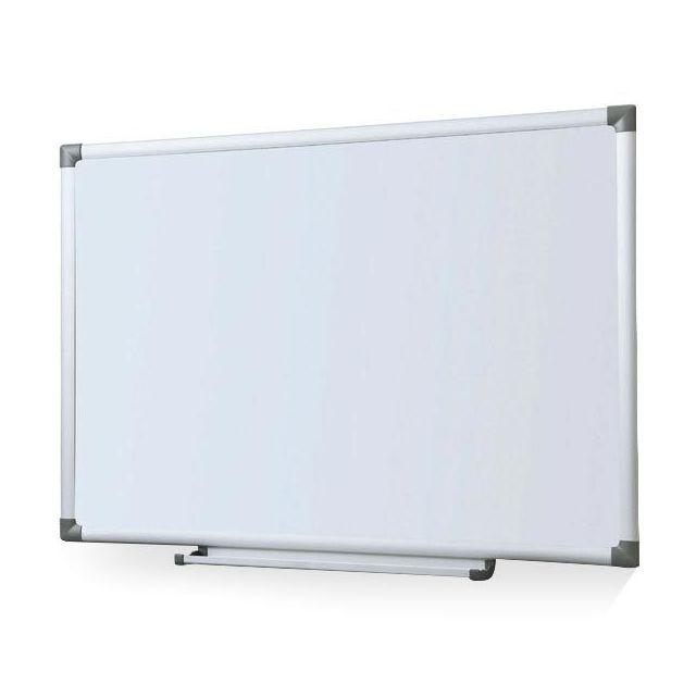 signaprint - tableau blanc effacable aimanté mural - émaillé
