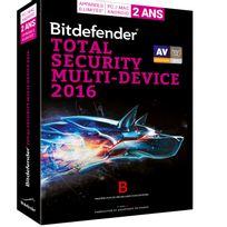 BITDEFENDER - Total Security multi-device 2016