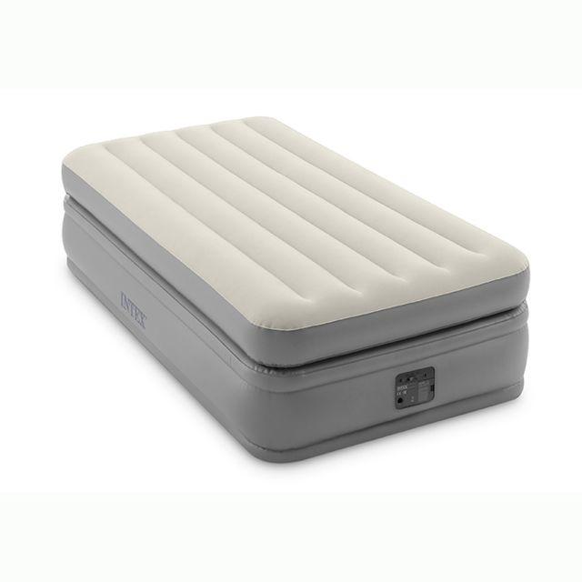INTEX Lit gonflable Prime Comfort 1 place