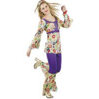 Boland B.V. - Déguisement Miss Hippie - Femme - Taille : M - 38/40
