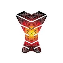 Wacox - Protection Reservoir X-3, 3 Pieces, Tribal Rouge