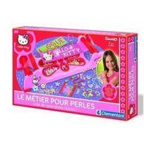 Clementoni - Métier à tisser : Hello Kitty