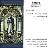 Decca - Wolfgang Amadeus Mozart - Grande messe en ut mineur