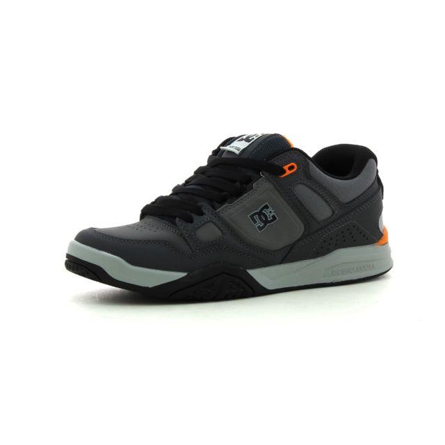 Dc Baskets basses shoes Stag 2 pas cher Achat Vente