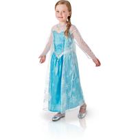 DISNEY - LA REINE DES NEIGES - Déguisement luxe Elsa - taille L - I-630034L