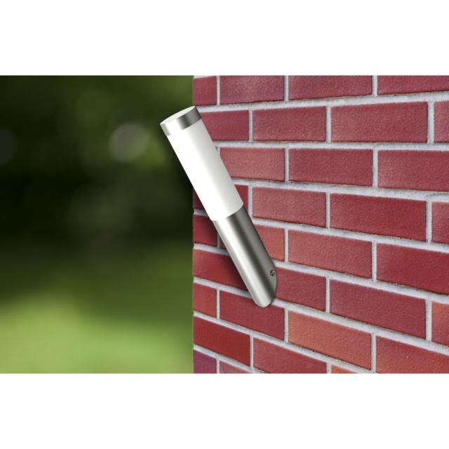 Vidaxl - Applique murale design pour extérieur, Inclinée