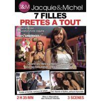 Jacquie Et Michel - 7 filles prêtes à tout