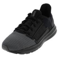 Puma - Chaussures mode ville Enzo street black jr Noir 12812