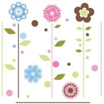 York Wall Coverings - Roommates Growing Flowers Peel & Stick Appliques