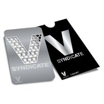 """V Syndicate Grinder Card - Carte grinder """"Classic V"""