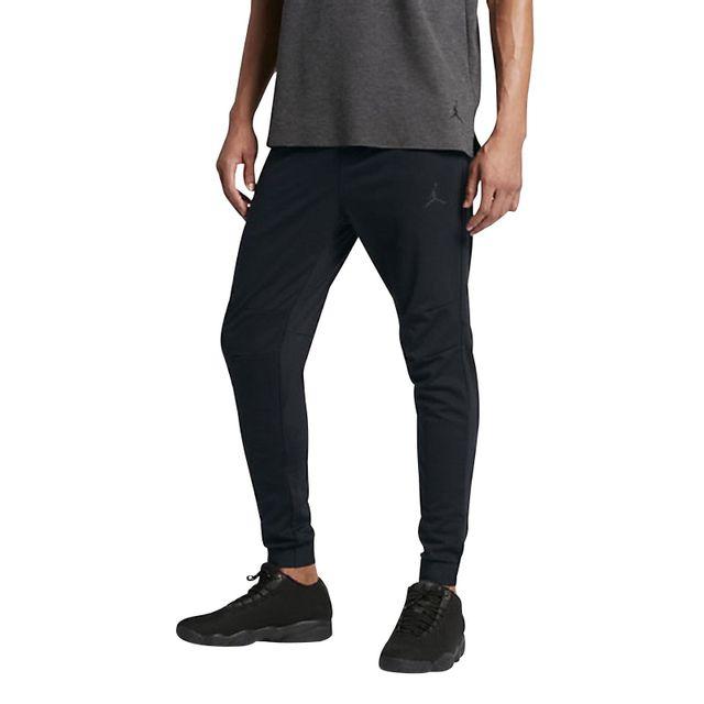 eb42ea67279 Nike - Pantalon Jordan 23 Lux Noir - pas cher Achat   Vente ...