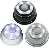 LINXOR - Lampe Détecteur de Mouvement Infrarouge 6 LED