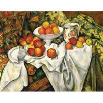 Ravensburger Spieleverlag - Puzzle 300 pièces - Cezanne : Pommes et oranges