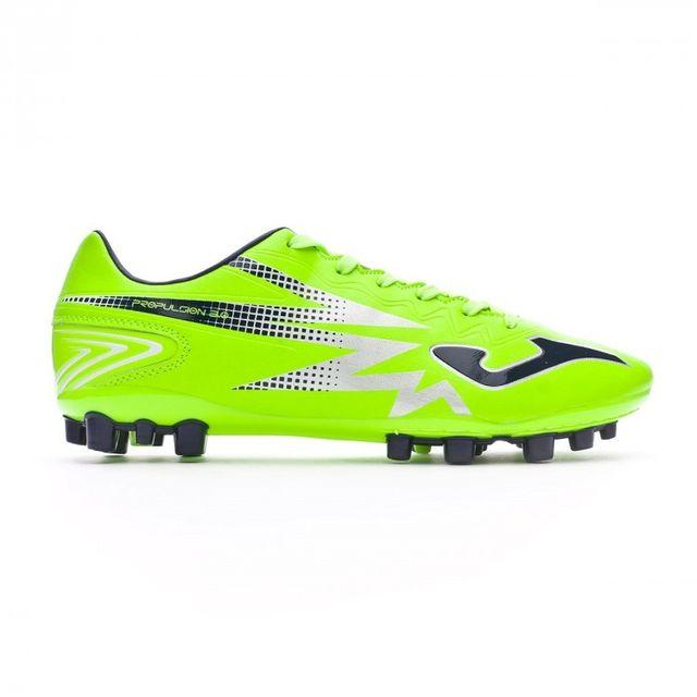 Joma Chaussure de football Propulsion Ag Solar green Taille 44