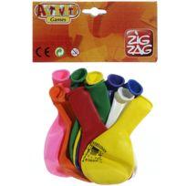 zig zag jeux action - 10 ballons spécial anniversaire