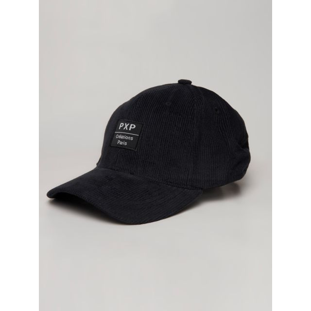 1ab0e80421ef Project X - Casquette en daim avec logo Paris - pas cher Achat   Vente  Casquettes, bonnets, chapeaux - RueDuCommerce