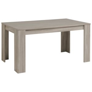 Comforium grande table manger moderne 205x80 cm for Salle a manger warren silex