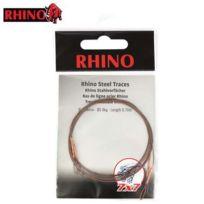 Rhino - Bas De Ligne De Peche Acier 49 Brins