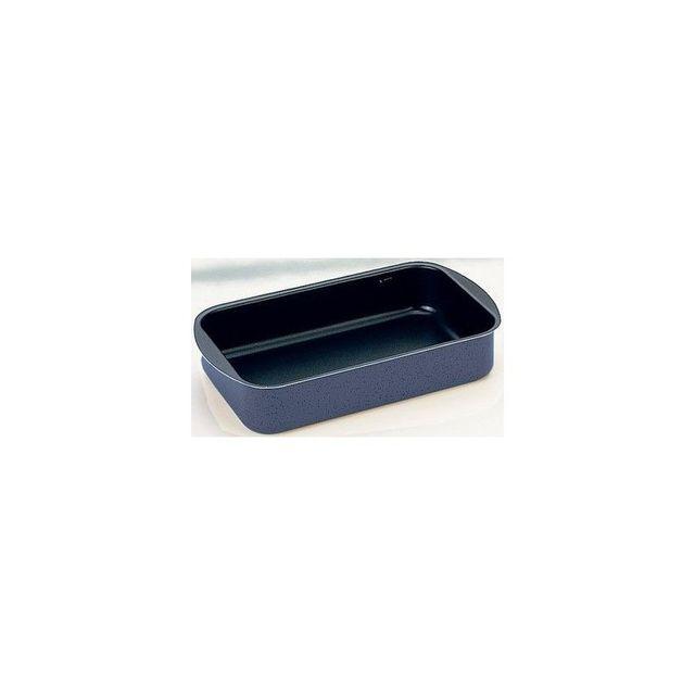 Ibili Plat A Rotir Bleu 29x20x5 cm