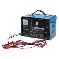 Silverline - Chargeur Batterie 12 - 24 Volts 70 Ah Maxi