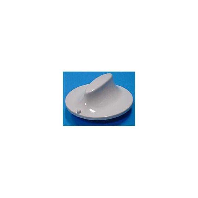 Indesit Bouton programmateur blanc pour Lave-vaisselle