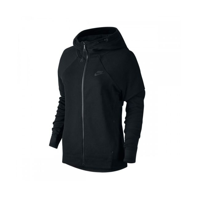 reputable site best website authorized site Nike - Sweat Tech Fleece Full-Zip Hoody - 806329-010 - pas ...