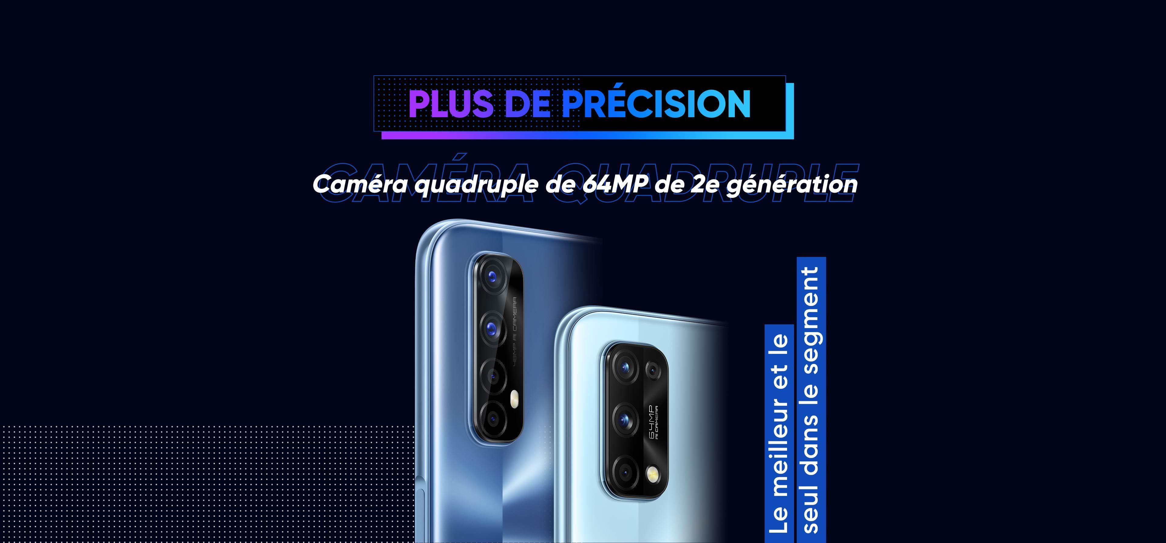 7 Pro - 8/128Go - Mirror Blue